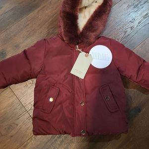 New! Zara 9-12mo Jacket